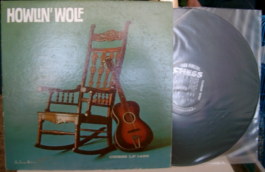 Holwing Wolf LP